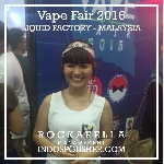 SPG_Agency_Jakarta_Bandung_SPG_Event International Vape Fair 2016 - eCovention Ancol - Liquid Factory