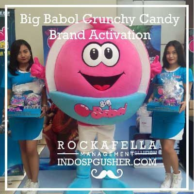 SPG_Agency_Jakarta_Bandung_SPG_Event SPG Event - Big Babol Product Activation