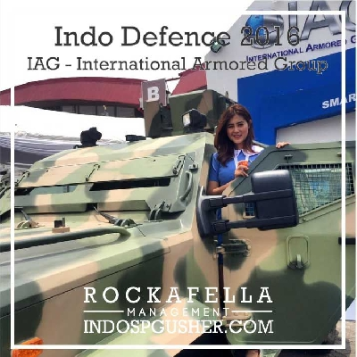 SPG_Agency_Jakarta_Bandung_SPG_Event Promoter Girls - IAG Group BRITISH - SPANISH : Indo Defence 2016, Indo Marine, Indo Aerospace & Indo Helicopter