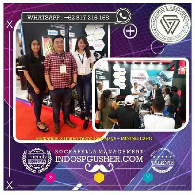 SPG & Usher Event Harian, Harga All in, Good Attitude, Best Performance