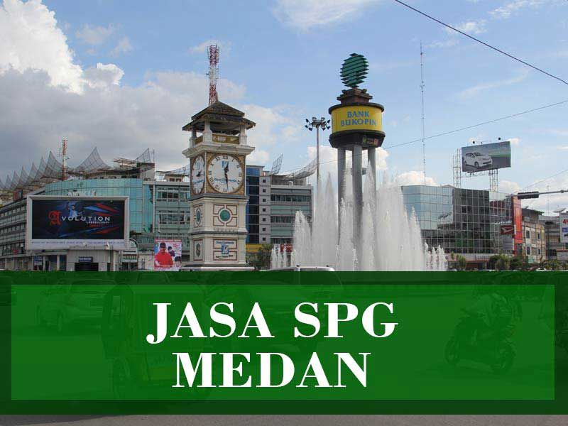 Jasa Spg Medan bisa menghubungi Rockafella Agency